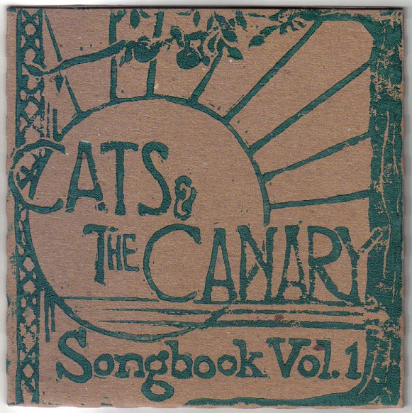 Songbook Vol 1 - Front Plate - Small